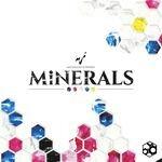 Jogo de tabuleiro Minerals