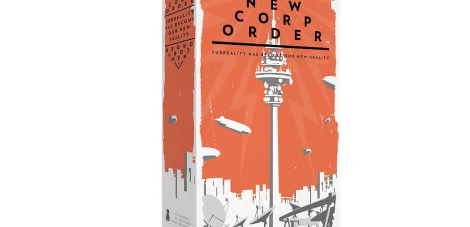 A dominação global está chegando com New Corp Order