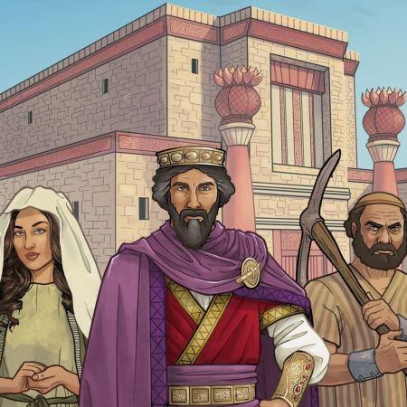 Wisdom of Solomon em financiamento coletivo