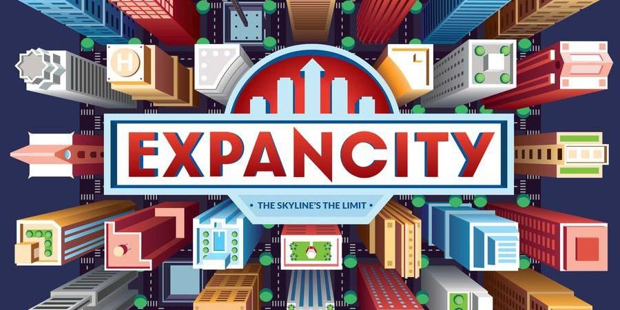 Jogo de tabuleiro Expancity