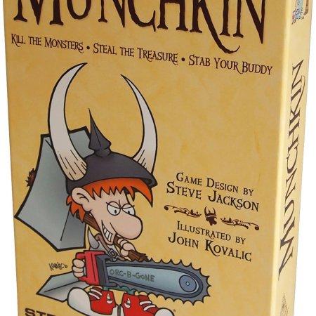 Jogo de tabuleiro Munchkin