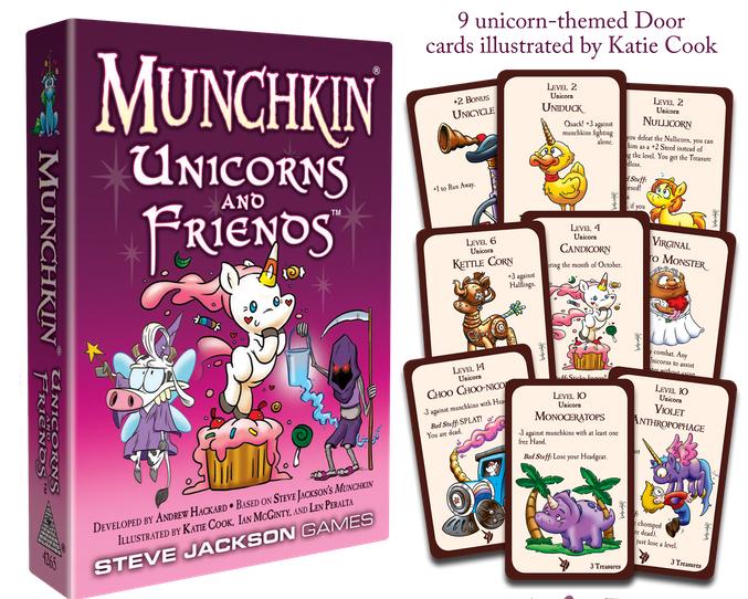 munchkin-uniorns