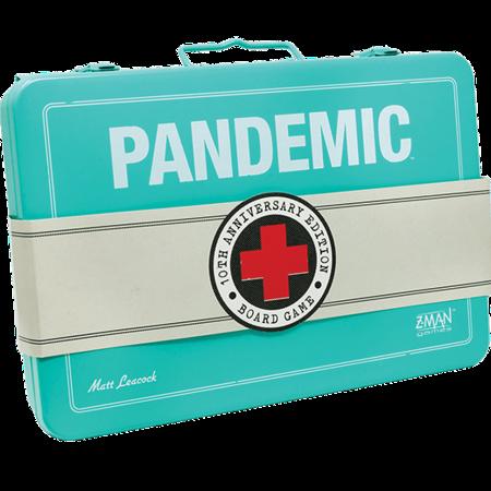 Z-Man anuncia Pandemic edição 10 anos