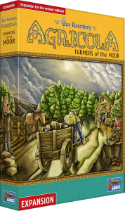 Agricola expansão Farmers of the Moor
