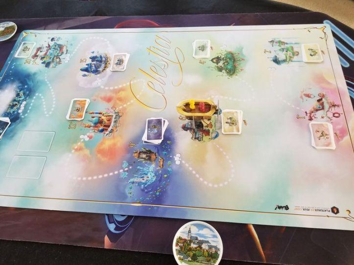 Playmate para jogo de tabuleiro Celestia