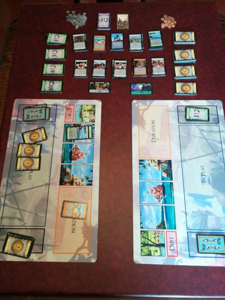 Playmate jogo de tabuleiro Dominion