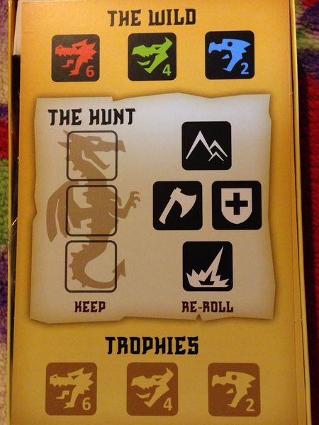 Playmate jogo de dados Dragon Slayer