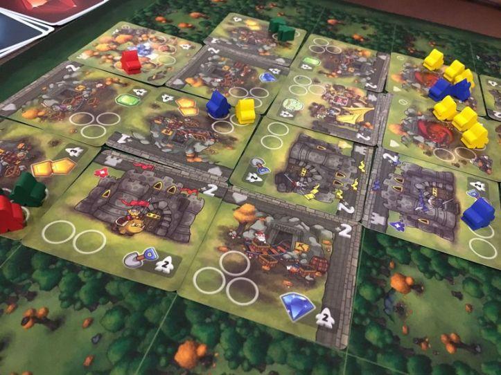 Playmate jogo de tabuleiro Dwar7s