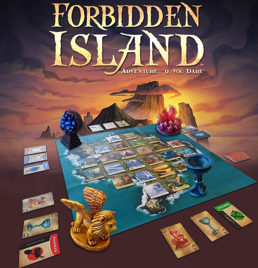 Ilha Proibida 2