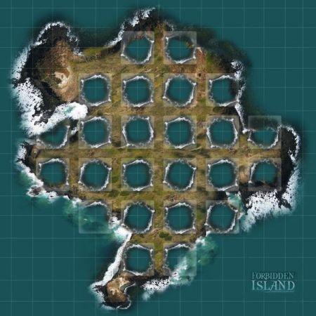 Playmate jogo de tabuleiro Ilha Proibida