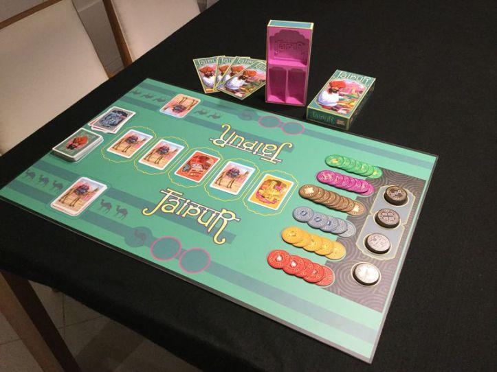 Playmate jogo de tabuleiro Jaipur