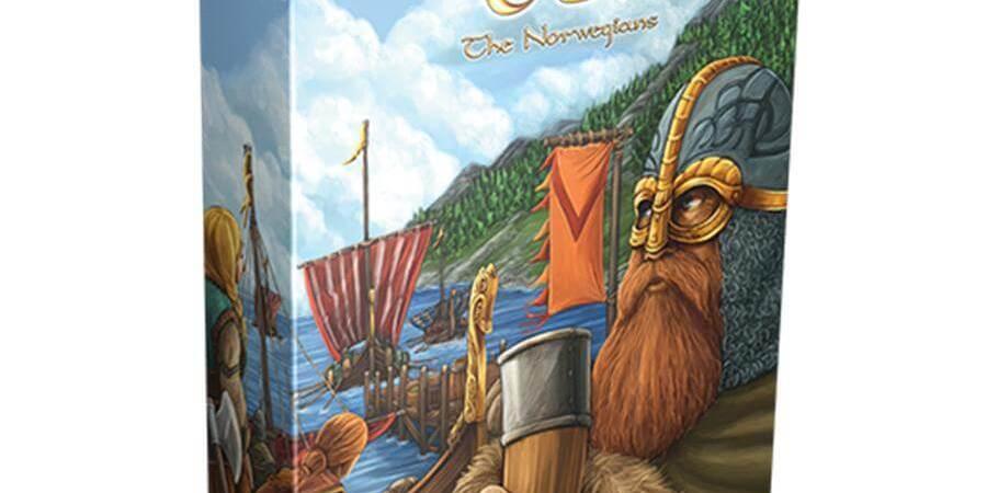A primeira grande expansão para A Feast for Odin
