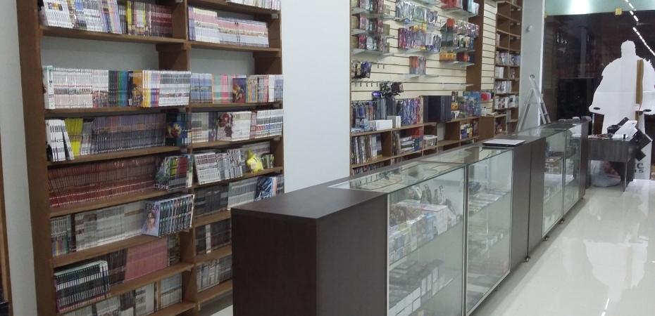 Loja de jogos Newstation em Sorocaba