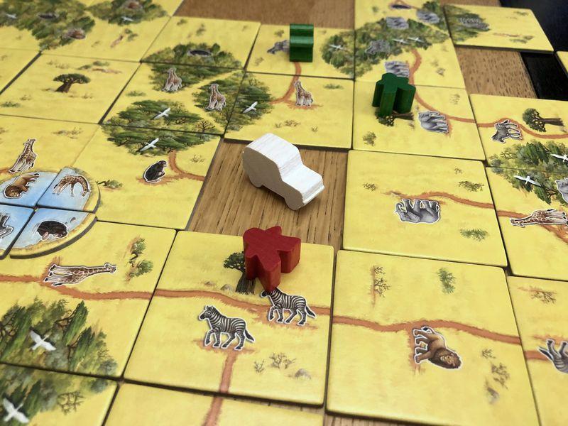 Carcassonne-Safari 2