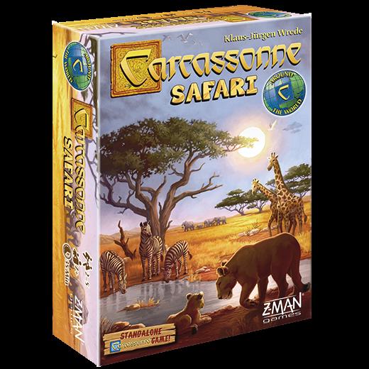 Carcassonne-Safari