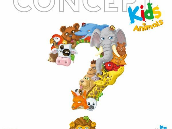 Jogo de tabuleiro Concept Kids