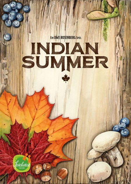 Jogo de tabuleiro Indian Summer digital