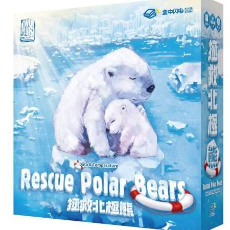 Jogo de tabuleiro Rescue Polar Bears