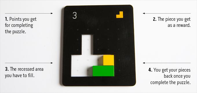 Jogo de tabuleiro Project L 4