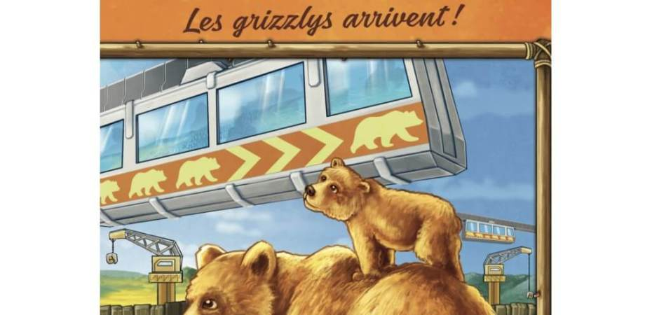 Anunciada a expansão do Barenpark, a Barenpark The Grizzlies Are Coming