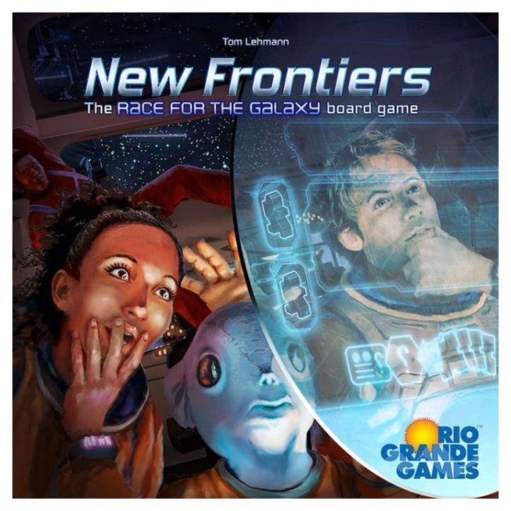Jogo de tabuleiro New Frontiers