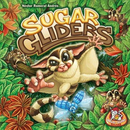Jogo de tabuleiro Sugar Gliders