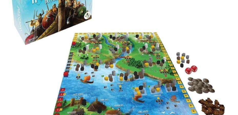 Invasores do Mar do Norte em formato digital