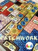 Jogo de tabuleiro Patchwork