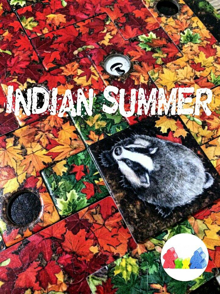 Tabuleiro jogo Indian Summer