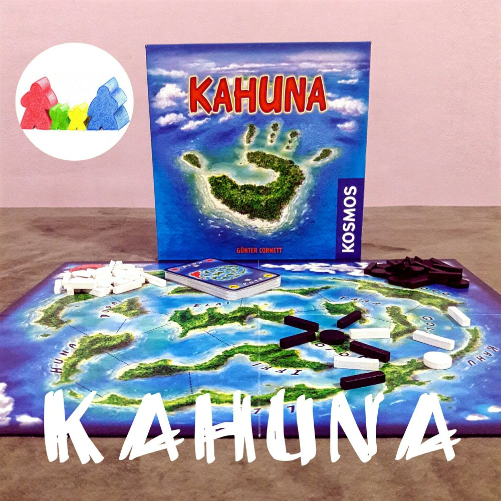 Jogo de tabuleiro para 2 pessoas, Kahuna