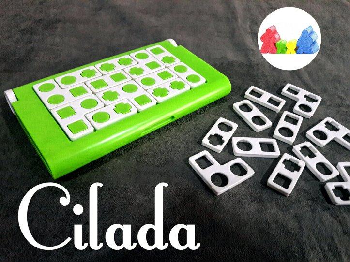 Coloque as peças no devido lugar no CILADA