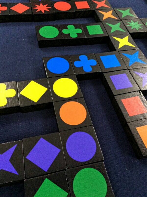 Qwirkle na Safe House