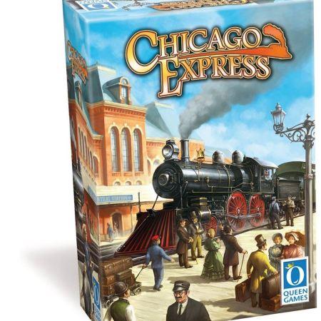 Jogo de tabuleiro Chicago Express