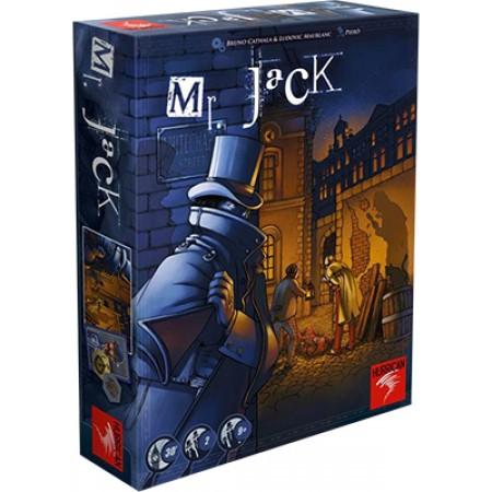 Jogo de tabuleiro Mr Jack