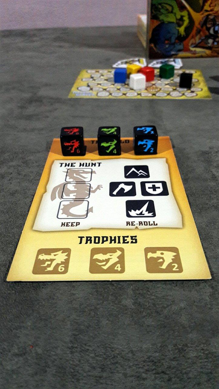 Playmate jogo de tabuleiro Dragon Slayer