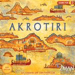 Jogo de tabuleiro Akrotiri