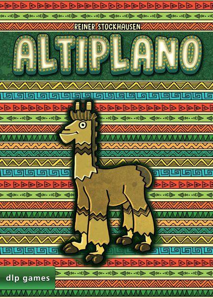 Caixa jogo de tabuleiro Altiplano