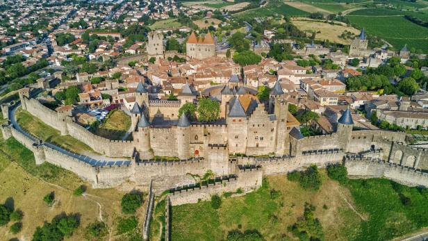 Cidade de Carcassonne
