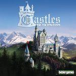 Jogo de tabuleiro Castles of Mad King Ludwig