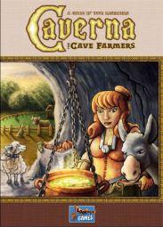 Caixa do jogo Caverna