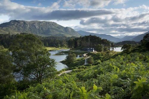 Região da Caledônia, atual Escócia