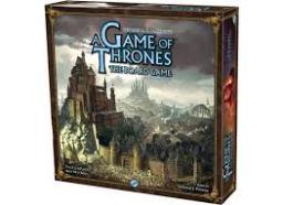 Jogo de tabuleiro A Guerra dos Tronos