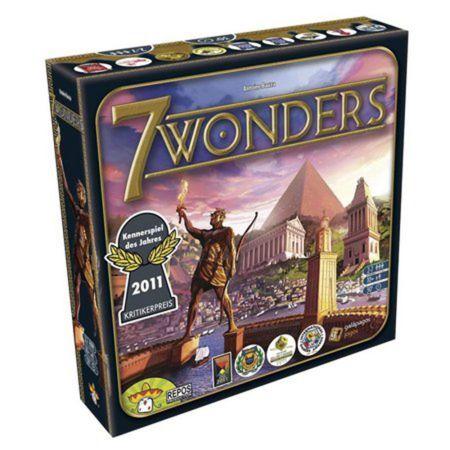 Jogo de tabuleiro 7 Wonders