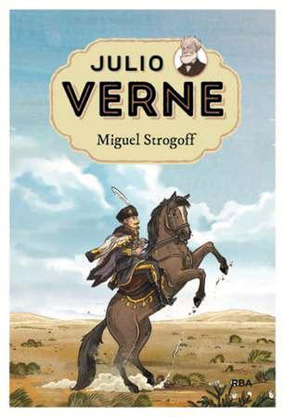 Livro Miguel Strogoff