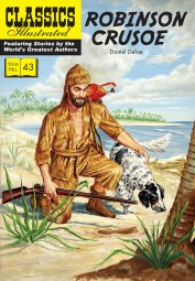 Livro Robinson Crusoe