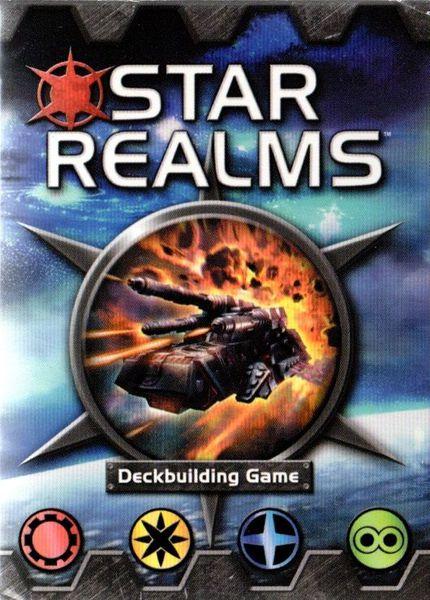 Caixa jogo Star Realms