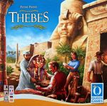 Jogo de tabuleiro Thebes