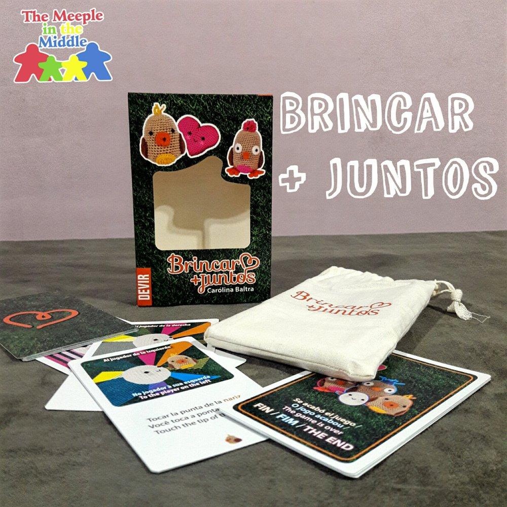 Jogo infantil Brincar+Juntos