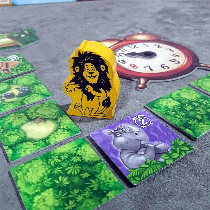 Cartas do LEO jogo de tabuleiro infantil