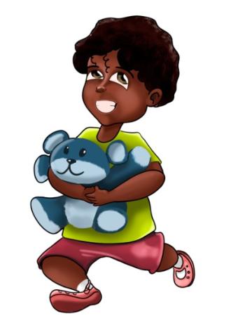 Personagem jogo infantil Patrulha do Brinquedo